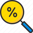 credit, debt, finance, find, loan, percentage, search