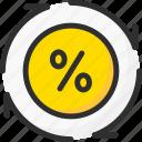 change, credit, debt, finance, loan, percentage, update