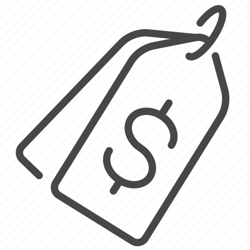 expense, money, payment, price, tag, value icon