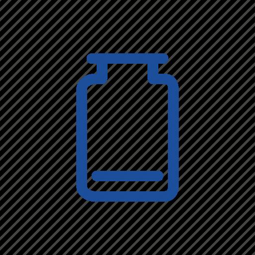bank, jar, pot, savings icon