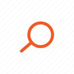 finding, look, pursuit, quest, scan, search, seek icon