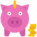 capital, finance, money, savings icon