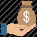 give, lend, loan, loans, money