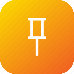 location, marker, navigation, pin, point, tag icon