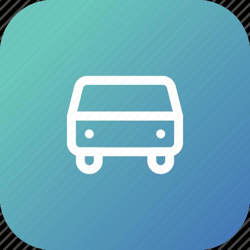 car, ride, transport, travel, vehicle icon