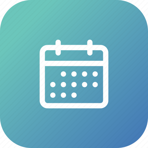 Calendar, date, meeting, schedule, time icon - Download on Iconfinder