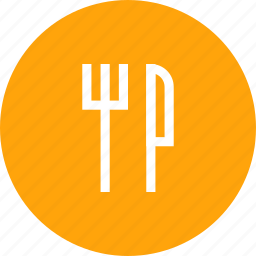 board, fork, restaurant, sign icon
