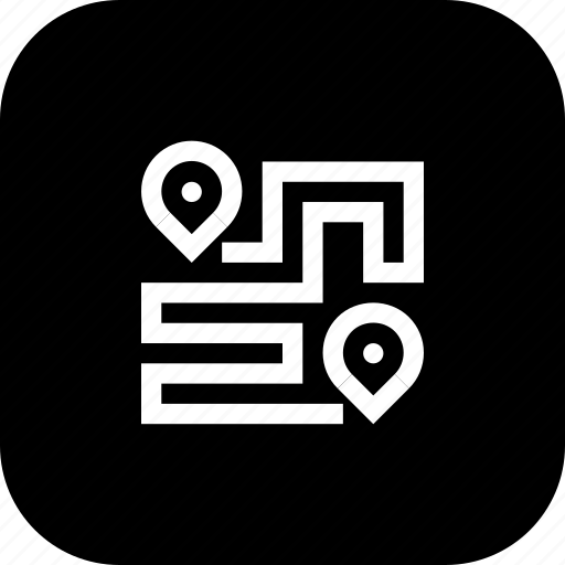 destination, direction, gps, location, navigation, start icon