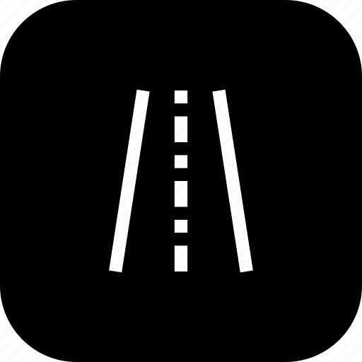 direction, path, road, sign, way icon