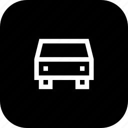 car, ride, transport, travel, vehicle icon