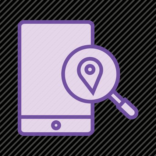 gps, location marker, person location, track address, track person icon