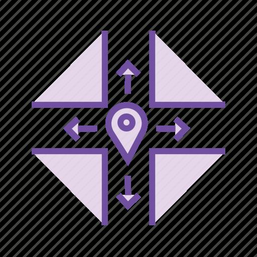 direction, magnetic compass, navigation compass, navigator, travel icon