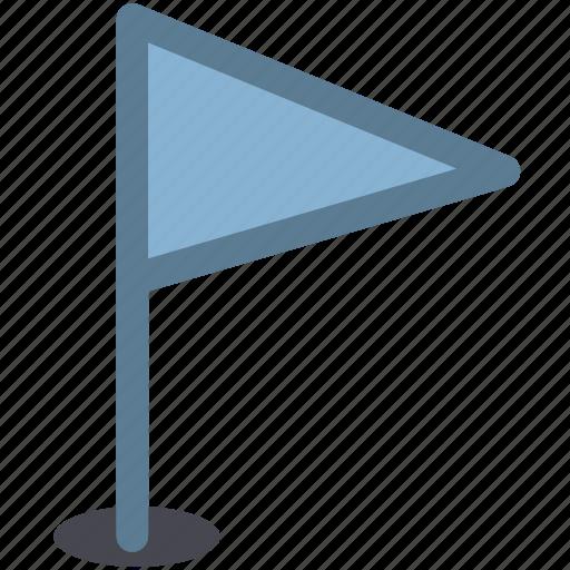 flag, location, locator, map, marker, pin icon
