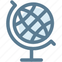 earth, globe, location, map, world, world globe icon