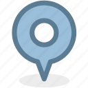 location, map, map pin, marker, pin, position icon