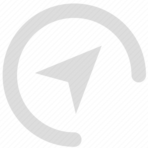 direction, gps, location, map, navigation icon