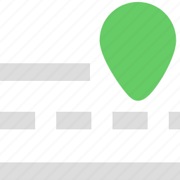direction, drive, location, map, navigation icon