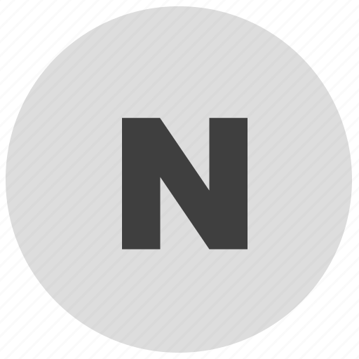 direction, location, map, navigation, nouth icon