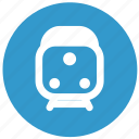 direction, location, map, navigation, train icon