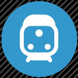 direction, location, map, navigation, train icon