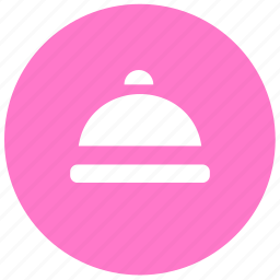 direction, location, map, navigation, position, restaurant icon