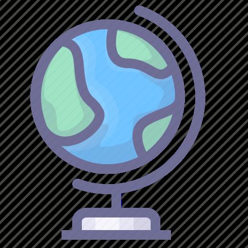 global, location, world icon
