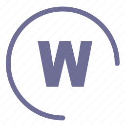 location, position, west icon