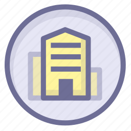 apartment, home, location icon
