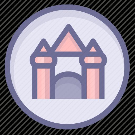 location, navigation, park icon
