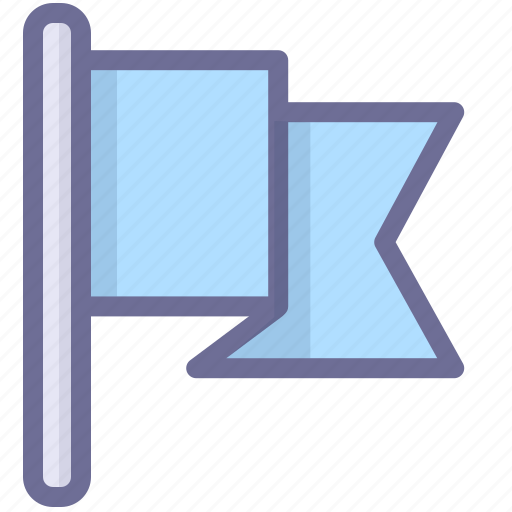 flag, location, navigation, position icon
