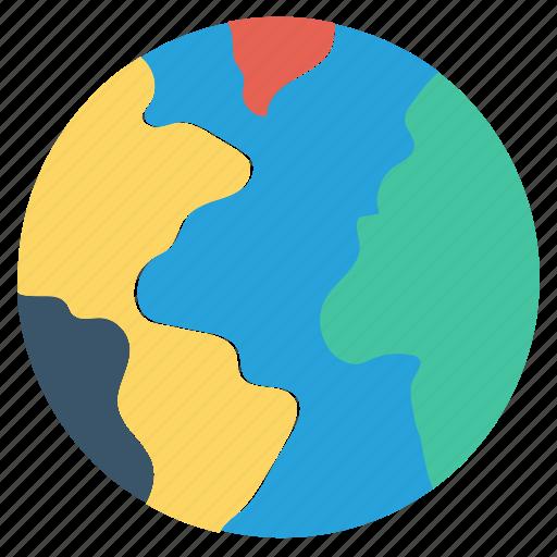 country, earth, globe, international, location, map, world icon
