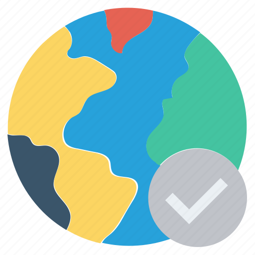 access, country, earth, globe, location, map, world icon