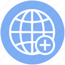 country, earth, globe, location, map, plus, world