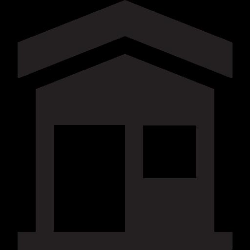 accomodation, cabin, hotel, villa icon