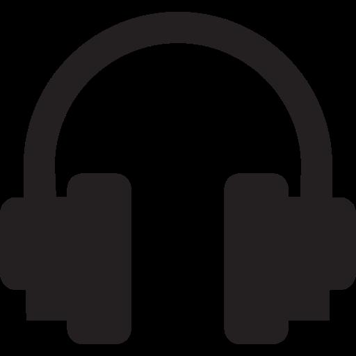gadgets, headphones, music, sound icon