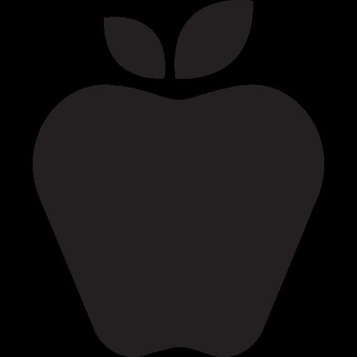 apple, club, fruit, health icon