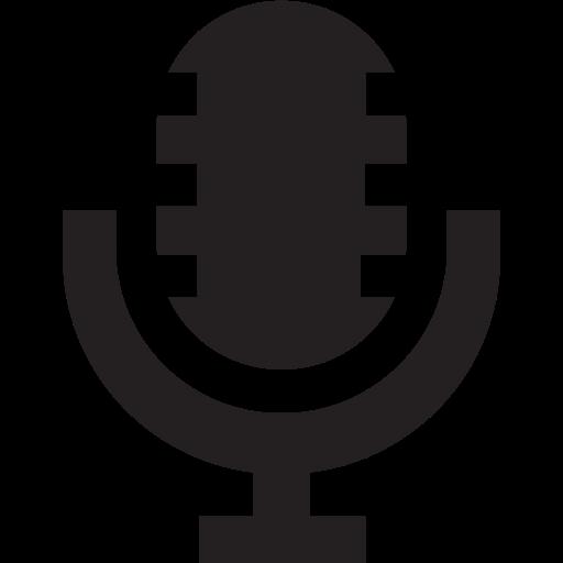band, fun, group, microphone, music icon