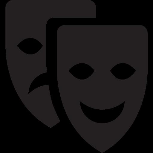 entertainment, show, theatre icon