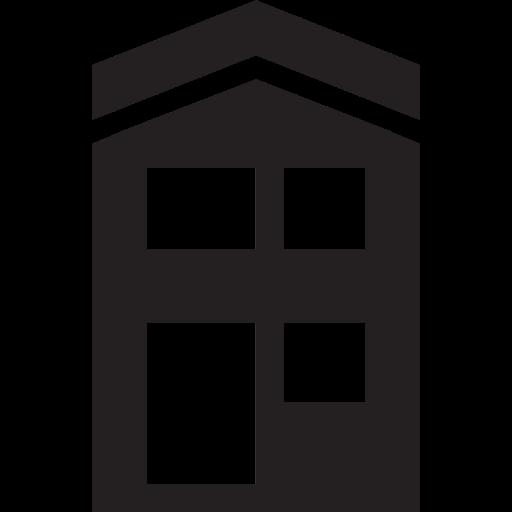 accomodation, cabin, hotel, house, villa icon