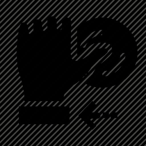 fingerprint, login, sign in icon