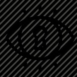 password, view, visibility icon
