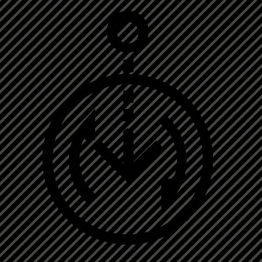 log in, login, refresh, reload icon