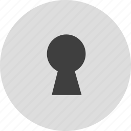 account, lock, password, protection, register, sign in, signup icon