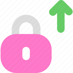 account, lock, password, protection, safety, security icon