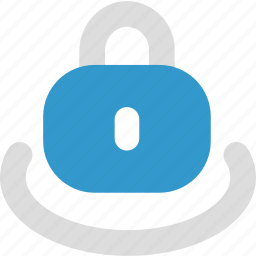 account, lock, password, protection, safety, security, zone icon