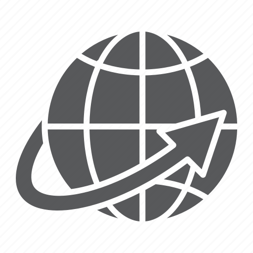 earth, globe, shipping, transportation, world, worldwide icon