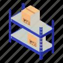 dm3, illustration, isometric, logo, object, storage, vector