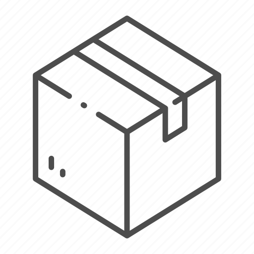box, business, delivery, logistic, package, product, service icon