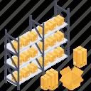parcel cabinet, parcel case, parcel rack, parcel shelf, parcel storage