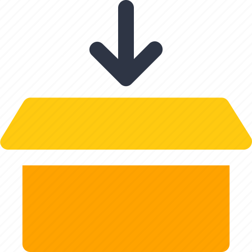 box, package, parcel packing, shipping icon icon